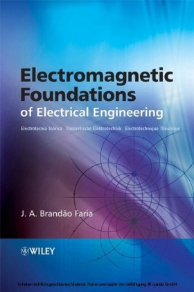 Electromagnetic Foundations of Electrical Engineering