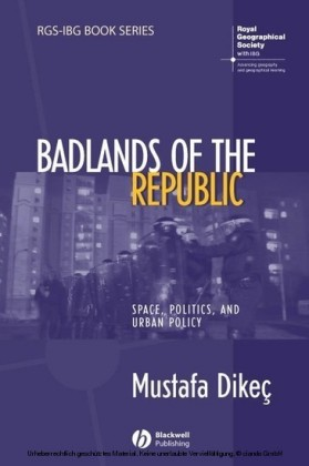 Badlands of the Republic