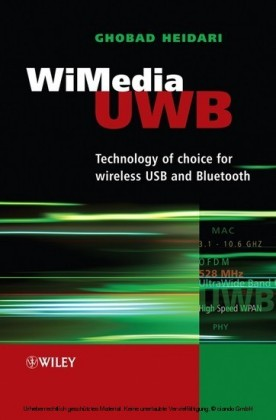 WiMedia UWB