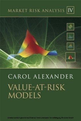 Market Risk Analysis, Value at Risk Models