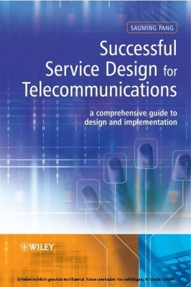 Successful Service Design for Telecommunications