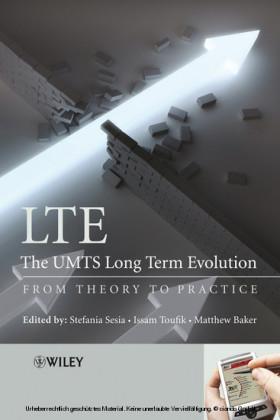 LTE, The UMTS Long Term Evolution