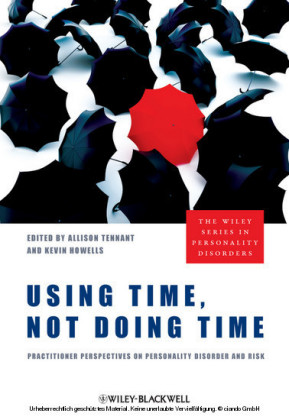 Using Time, Not Doing Time