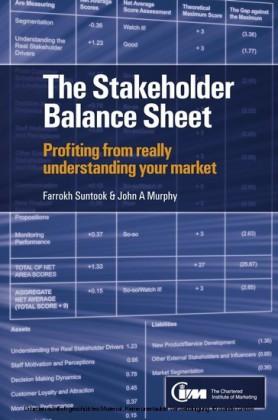 The Stakeholder Balance Sheet