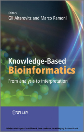 Knowledge-Based Bioinformatics