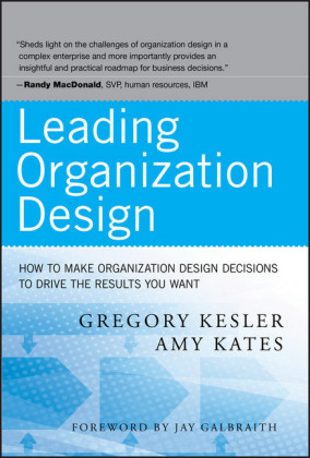 Leading Organization Design