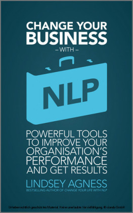 Change Your Business with NLP