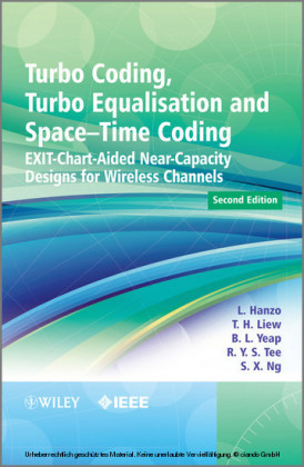 Turbo Coding, Turbo Equalisation and Space-Time Coding