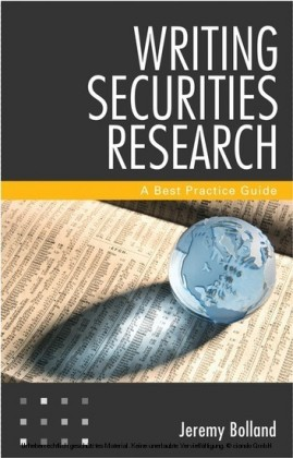 Writing Securities Research
