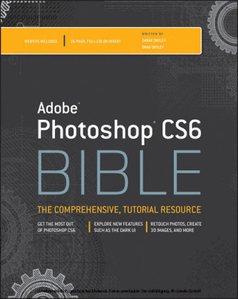 Adobe Photoshop CS6 Bible