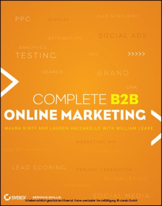 Complete B2B Online Marketing