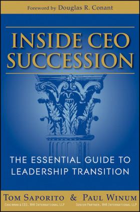 Inside CEO Succession,