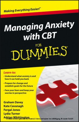 Managing Anxiety with CBT For Dummies,