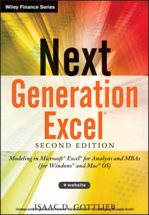Next Generation Excel +Website