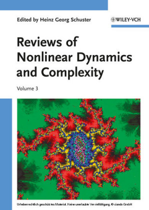 Reviews of Nonlinear Dynamics and Complexity