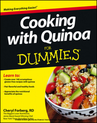 Cooking with Quinoa For Dummies,
