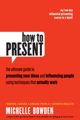 How to Present at Work