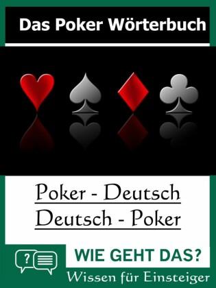 Das Poker Wörterbuch