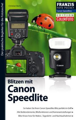 Foto Pocket Blitzen mit Canon Speedlite
