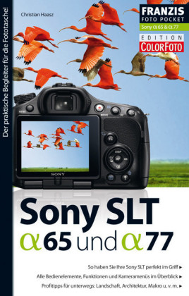 Foto Pocket Sony SLT Alpha 65 und SLT Alpha 77