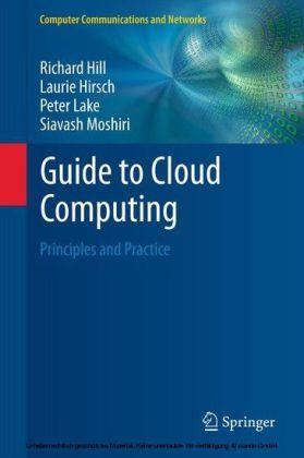 Guide to Cloud Computing