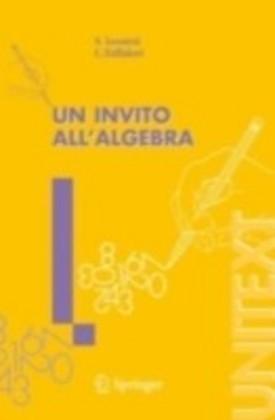 Un invito all'Algebra