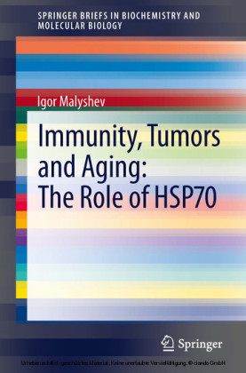 Immunity, Tumors and Aging: The Role of HSP70