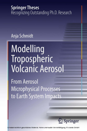 Modelling Tropospheric Volcanic Aerosol