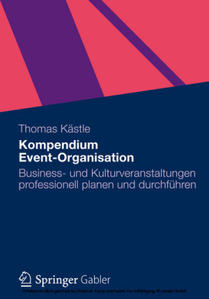 Kompendium Event-Organisation
