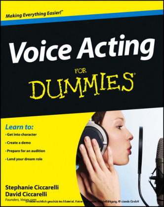 Voice Acting For Dummies,