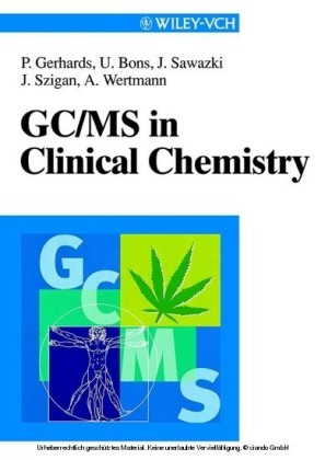 GC/MS in Clinical Chemistry
