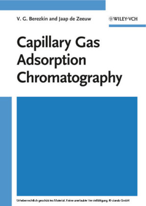 Capillary Gas Adsorption Chromatography