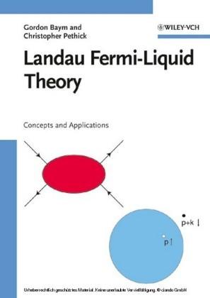 Landau Fermi-Liquid Theory