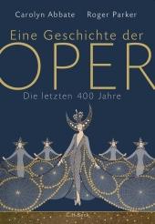 Eine Geschichte der Oper Cover
