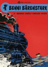 Benni Bärenstark - Bennis zwölf große Taten Cover