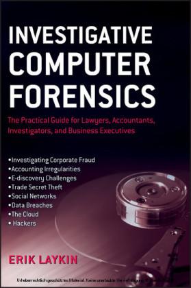 Investigative Computer Forensics