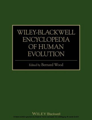 Wiley-Blackwell Encyclopedia of Human Evolution, 2 Volume Set