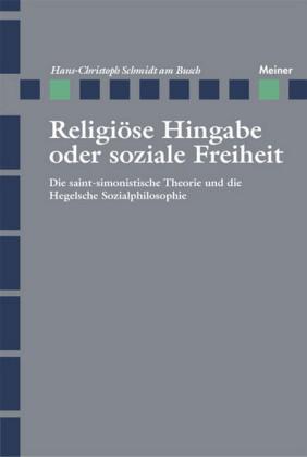 Religiöse Hingabe oder soziale Freiheit