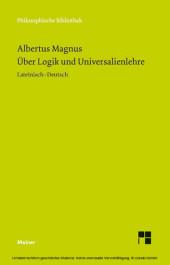 Über Logik und Universalienlehre