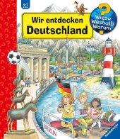 Wir entdecken Deutschland Cover