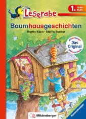 Baumhausgeschichten Cover