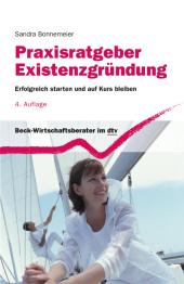 Praxisratgeber Existenzgründung Cover