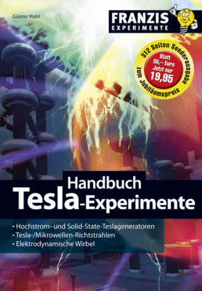 Handbuch Tesla Experimente