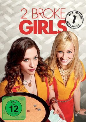2 Broke Girls, 3 DVDs