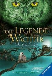 Die Legende der Wächter - Die Wanderschaft Cover