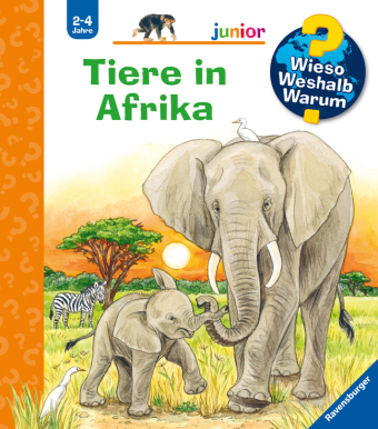 Cover des Mediums: Tiere in Afrika
