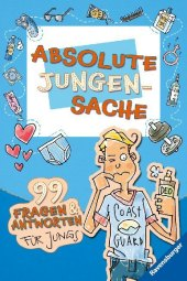 Absolute Jungensache Cover