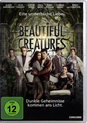 Beautiful Creatures, 1 DVD