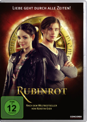 Rubinrot, 1 DVD Cover