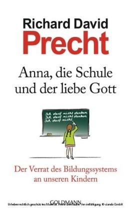 Anna, die Schule und der liebe Gott